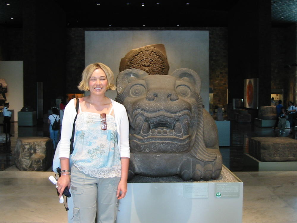 museum of anthropology in mexico city