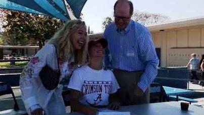 National Letter of Intent Signing