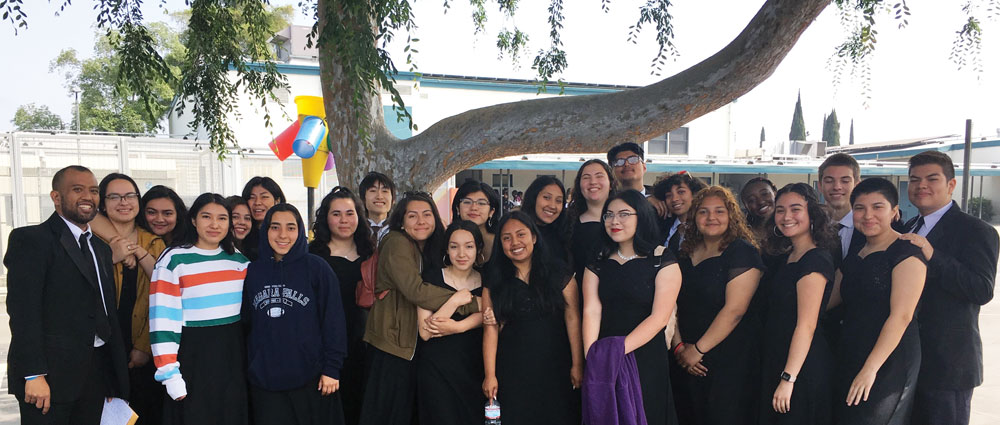 Chamber Singers win at Music in the Park