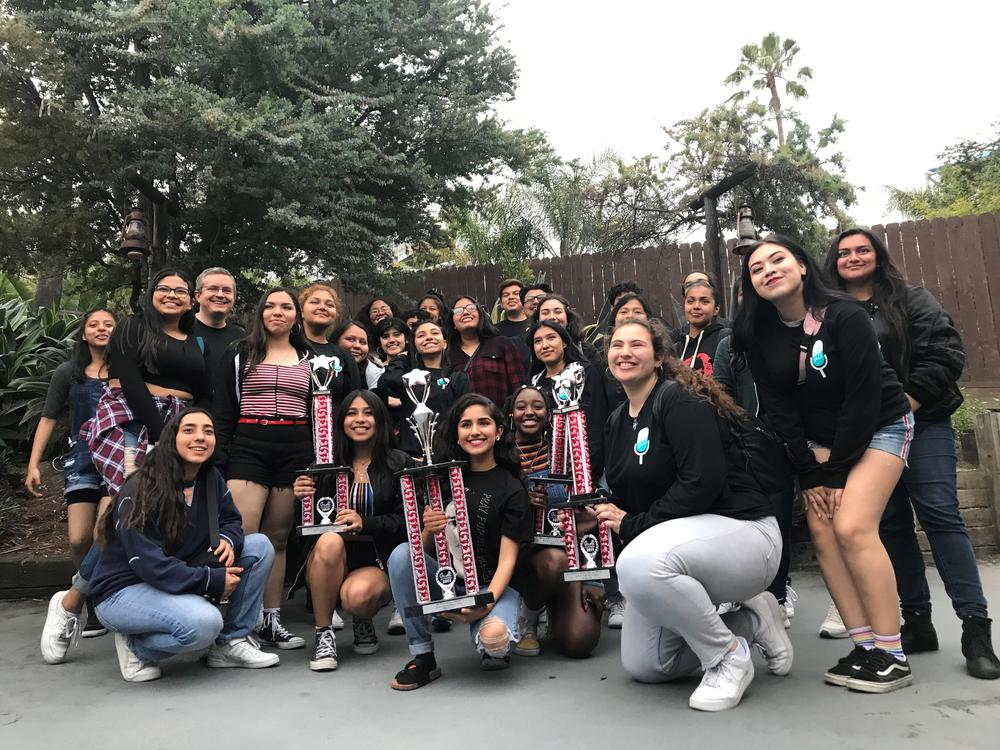 Vocal Jazz at Music in the Parks at Knott s Berry Farm.