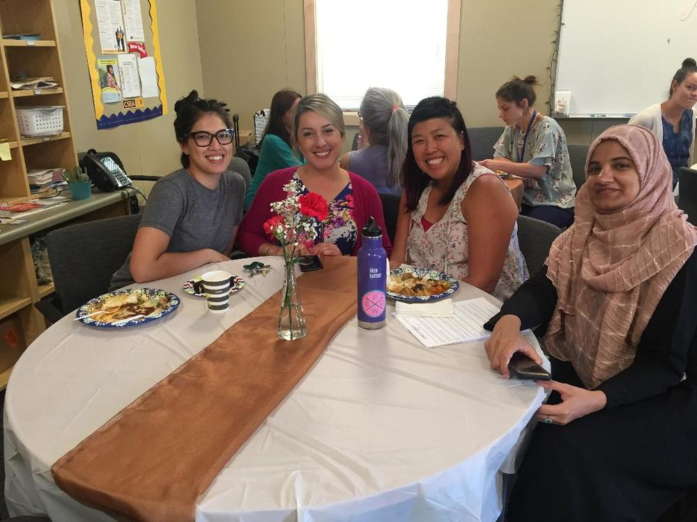 Eid Luncheon 2018