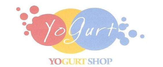 YoGurt Shop Logo