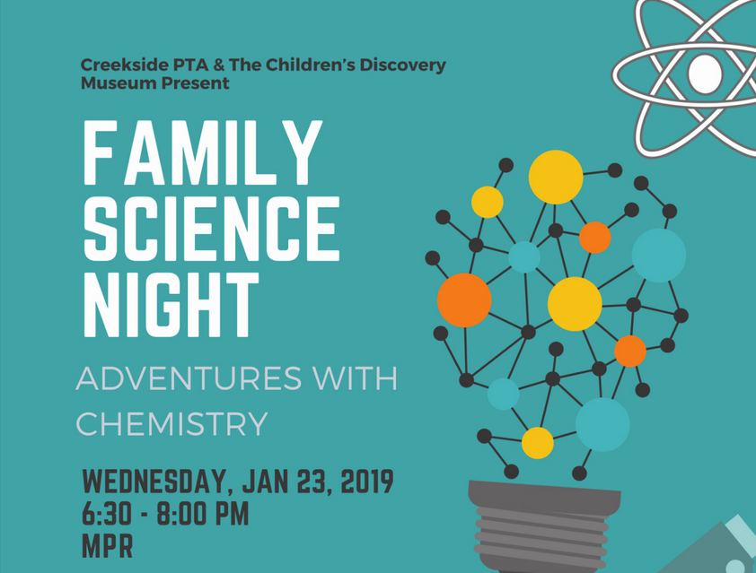 Creekside Family Science Night
