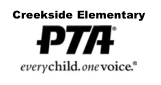Creekside PTA Logo