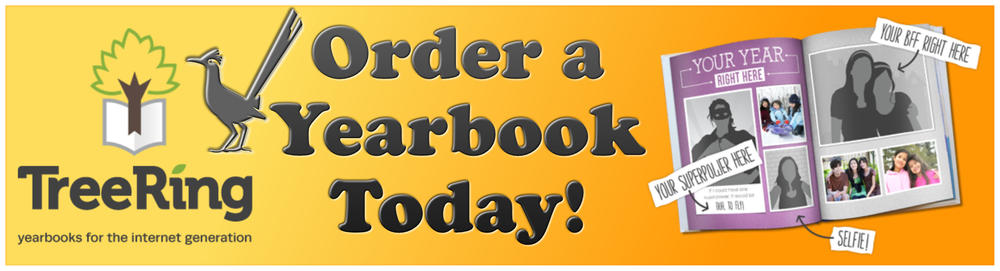 Order a yearbook on treering.com