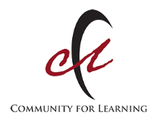 Community for Learning logo