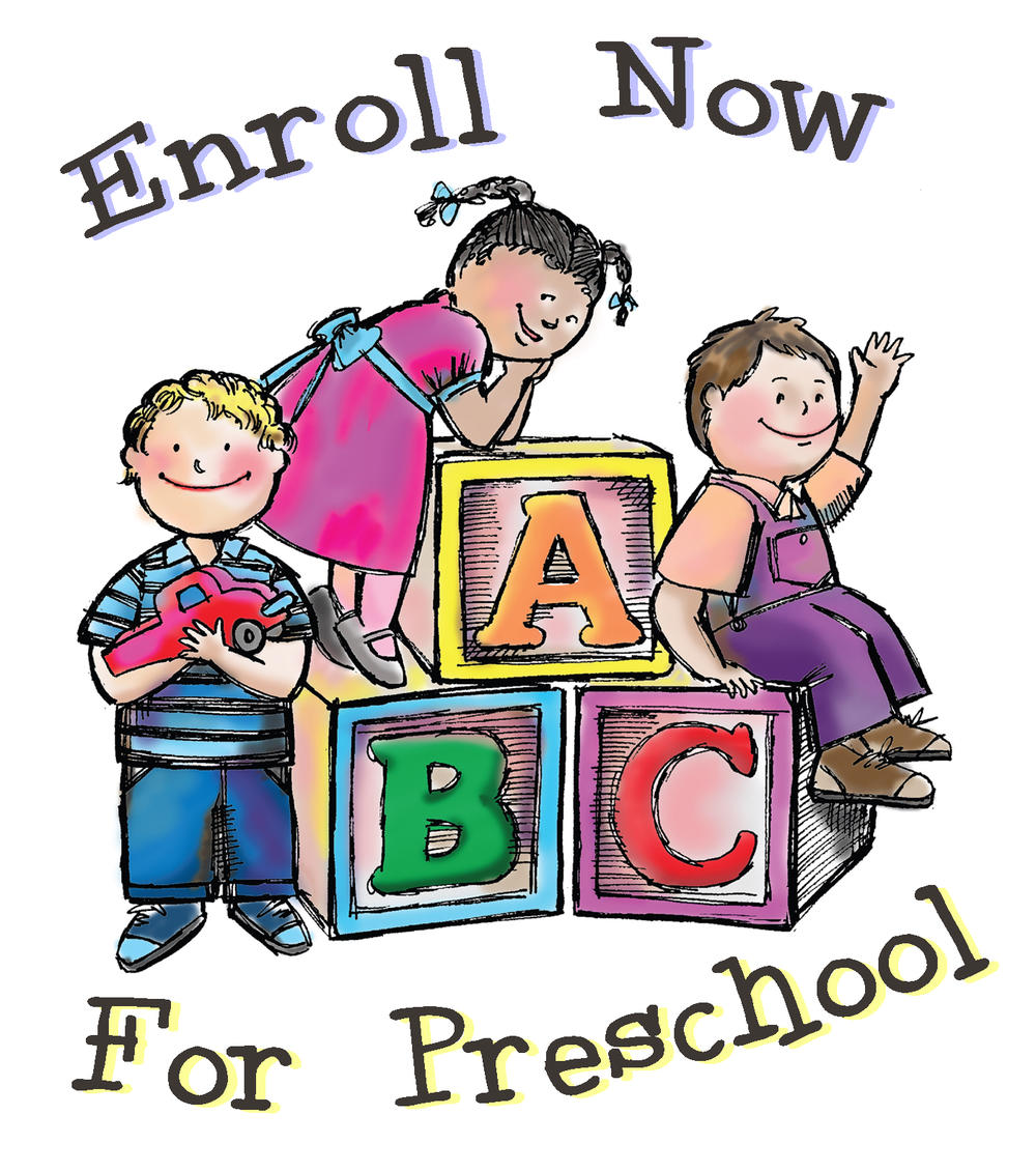 Enroll Now for Preschool
