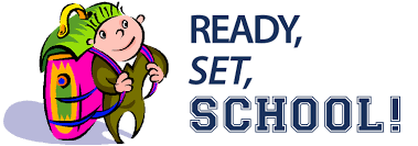 Ready, Set, School!