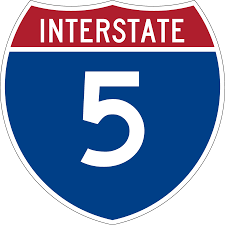 I5 Freeway Logo