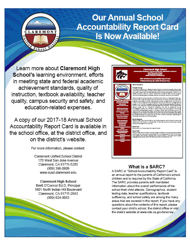17-18 CHS SARC Flyer
