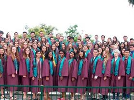 CHS Seal of Biliteracy students