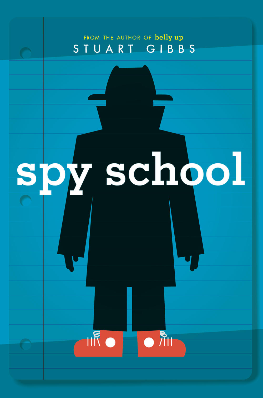 spy school book cover