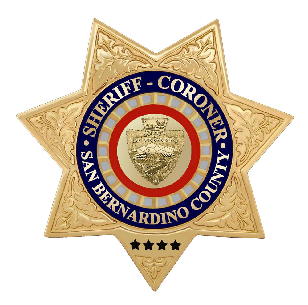 Rancho Cucamonga Police Badge