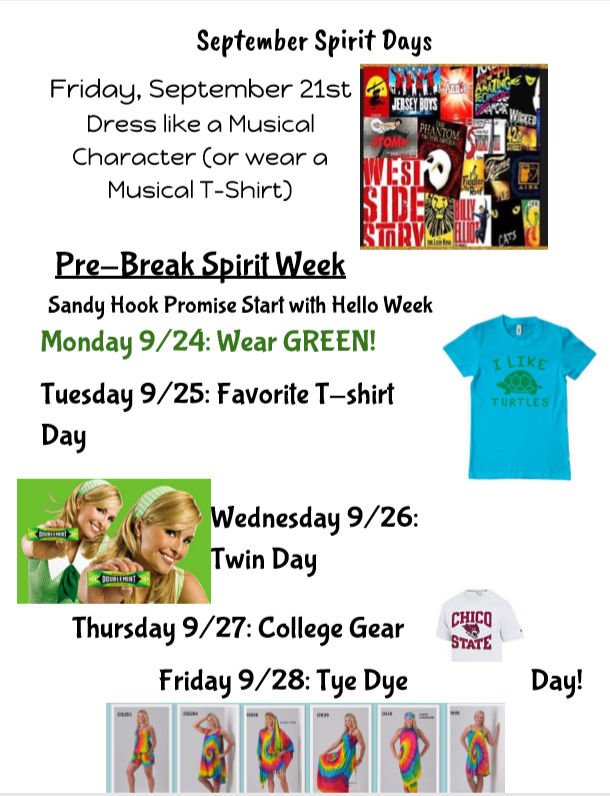 Sept.spirit day flyer