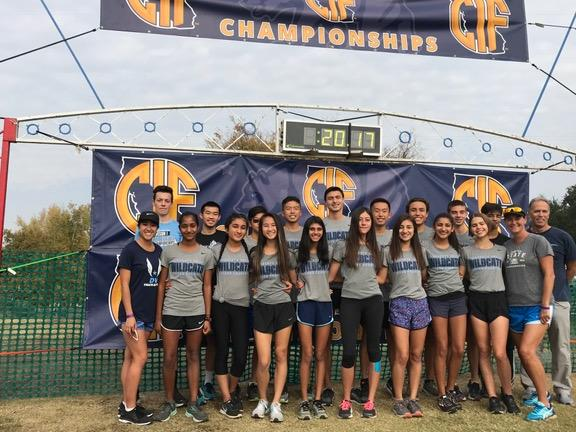 NCS champs Golf, Cross Country and Tennis - Go Wildcats!!