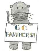 Go Panthers Artwork