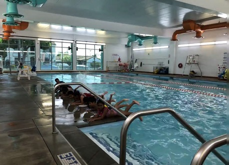 YMCA Swimming Course