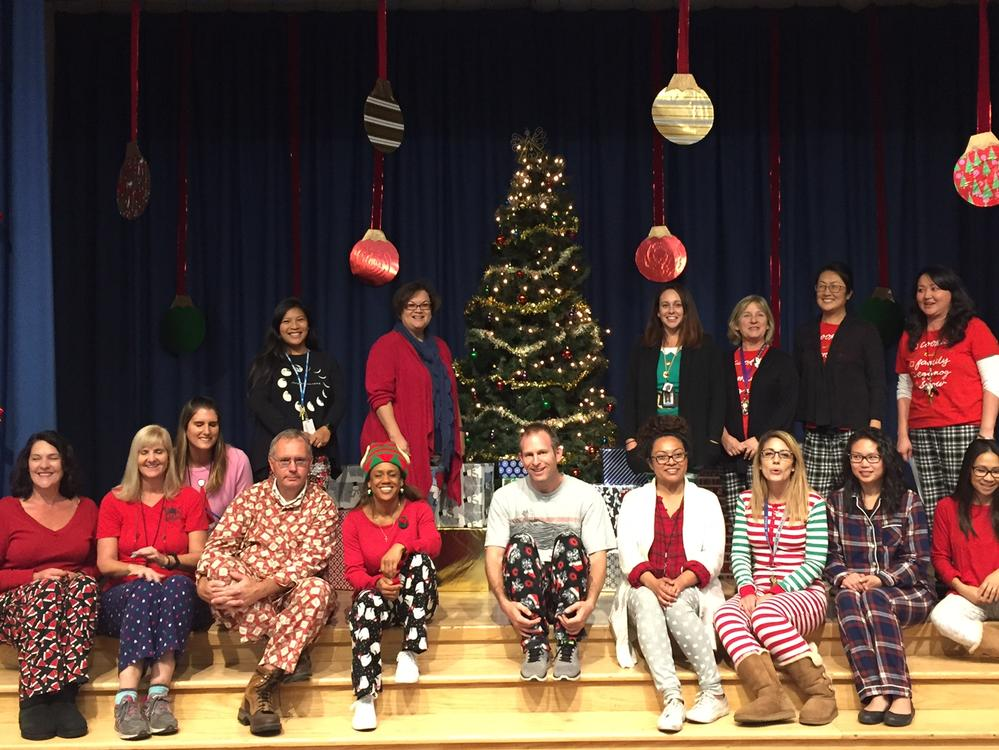 Happy Holidays from Denker Avenue 2016!