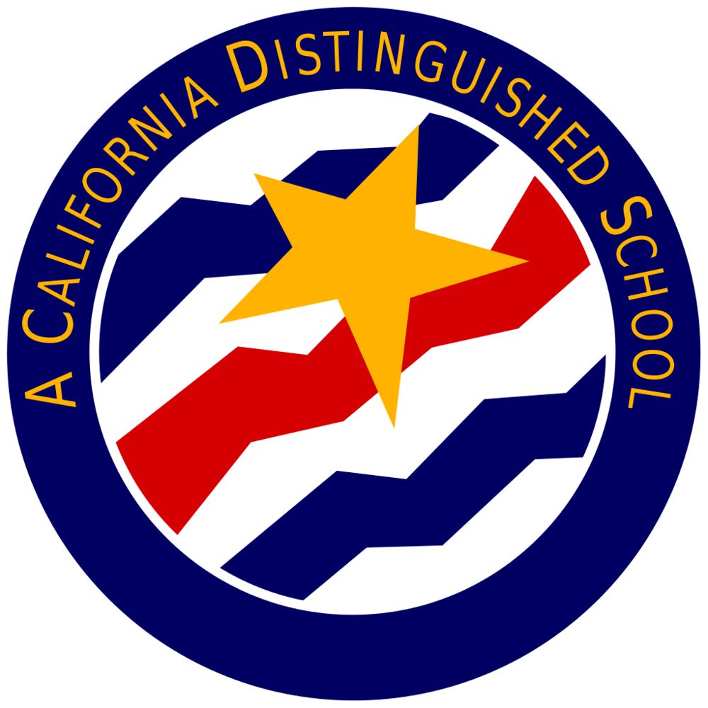 california distinguised schools award