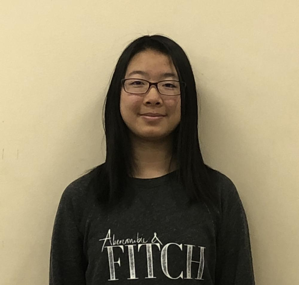 Congratulations to Jocelin Su - 2018 USA Math Olympiad qualifier