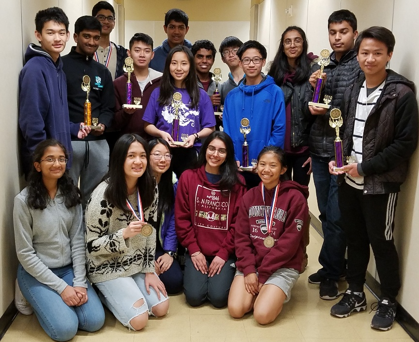 SCVA Math Field Day 2019