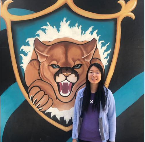 Jocelin Su nominated as presidential scholar