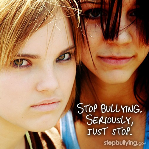 Stop Bullying Seriously