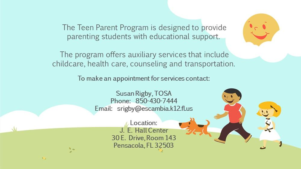 Teen Parent Program