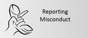 Reporting Misconduct