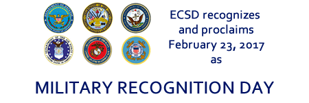 MILITARY RECOGNITION DAY February 23, 2017
