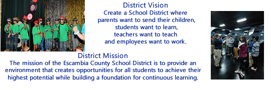District Vision and Mission