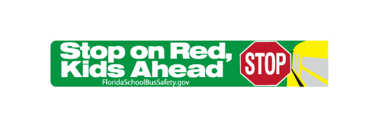 Stop on Red, Kids Ahead - Bus Safety