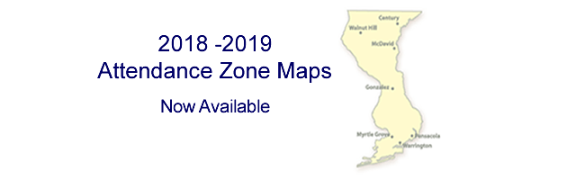 SAZAC Attendance Zone Maps for 2018-2019