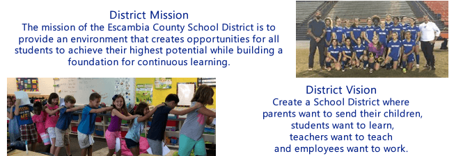 District Mission and District Vision Statements