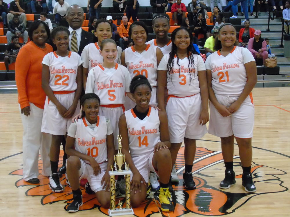 Bellview Middle School Girl s Basketball