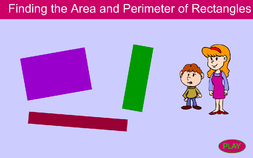 Finding AP rectangles