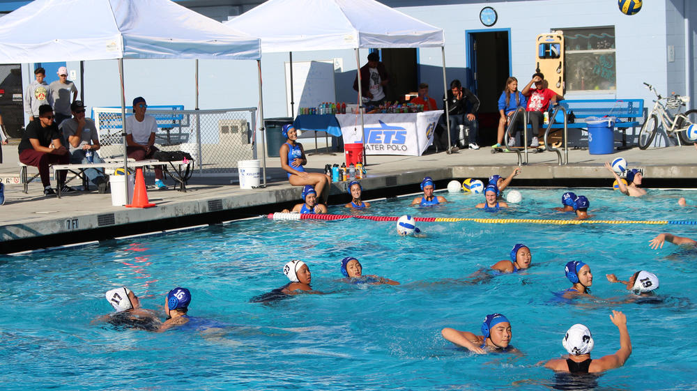 Women s Water Polo vs. American Canyon August 31, 2018