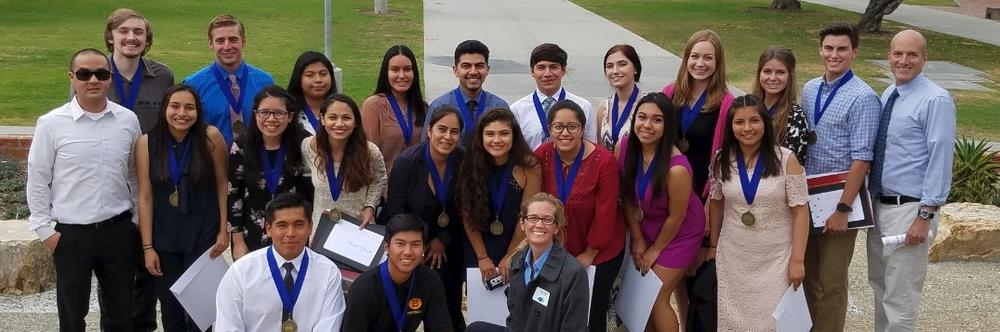 ROP Distinguished Student Awards