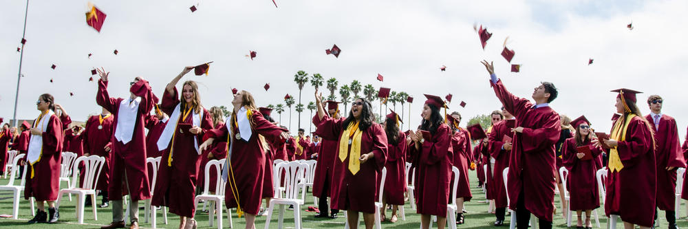 Estancia High School Class of 2018 Graduation Ceremony