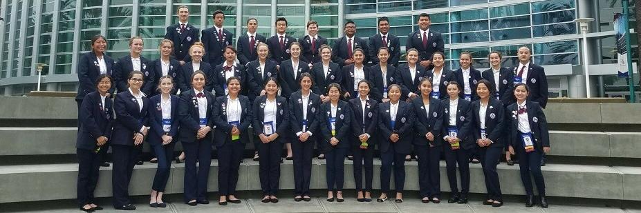 Estancia HOSA Students