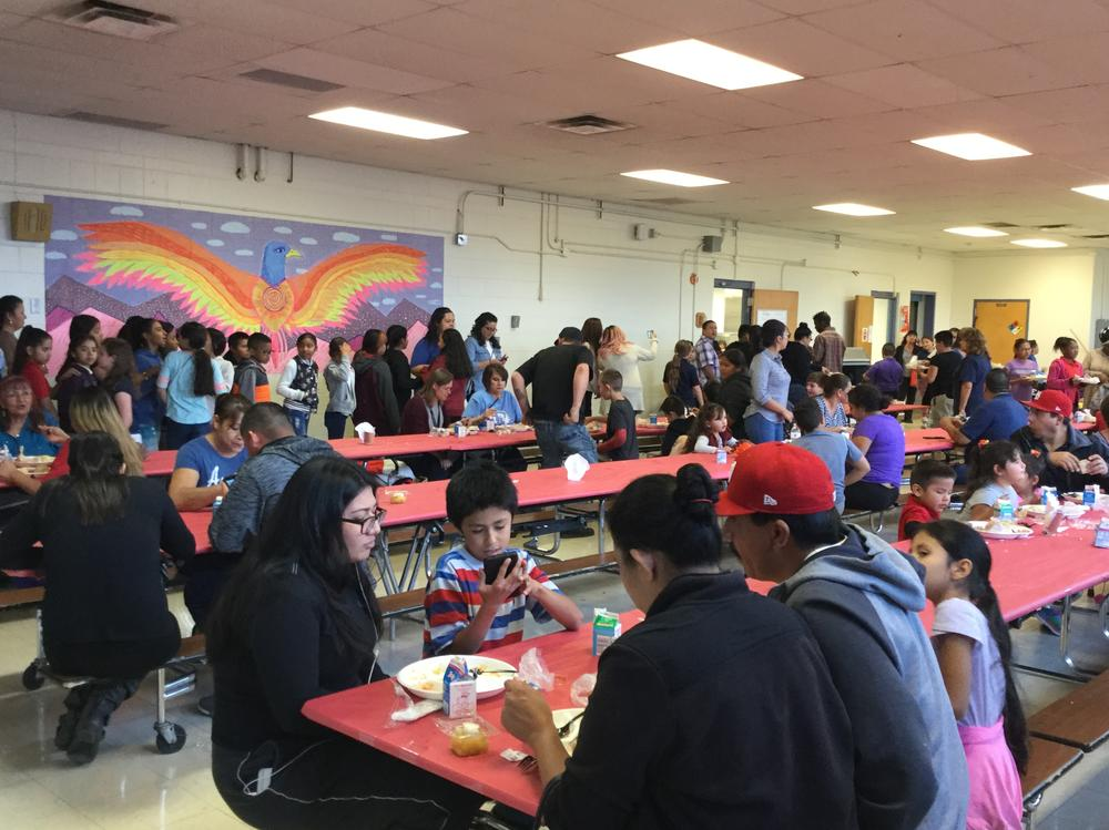 Thanksgiving Lunch at Emerson