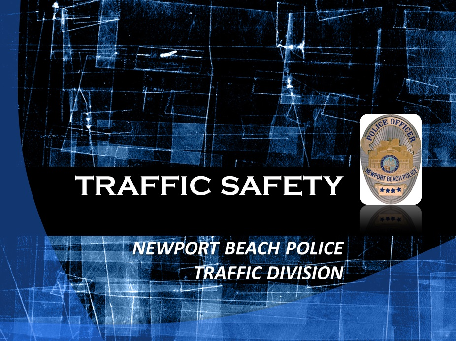 Newport Beach Police Department Presentation