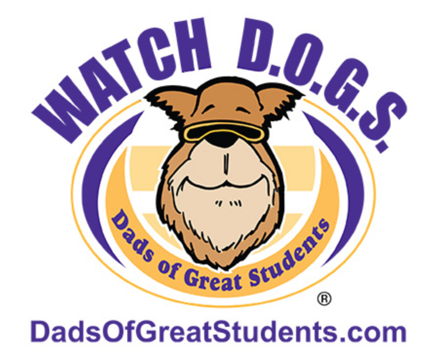 Dads of Great Students Logo