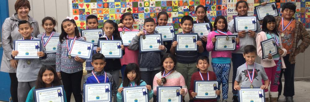 Students who Reclassified on Nov. 2016