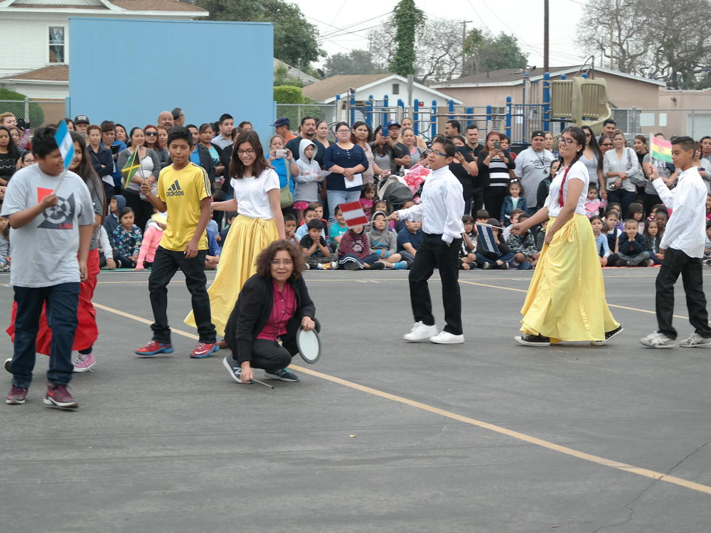 Multicultural Performance 2016