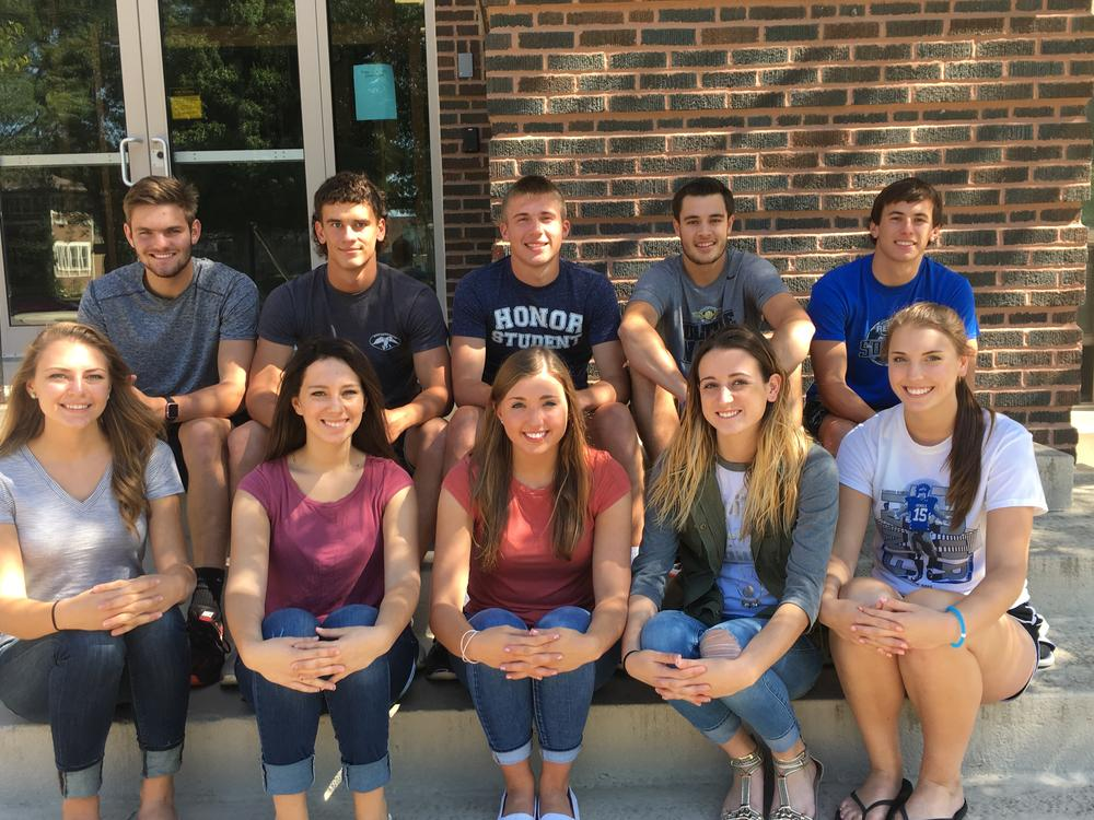 2016 Homecoming Candidates