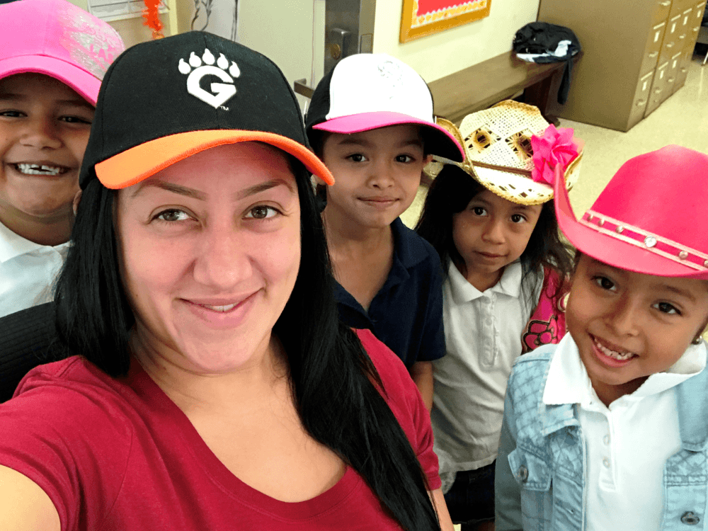 Put a cap on bullying, Ms. Lupe and Mrs. Ayala s students
