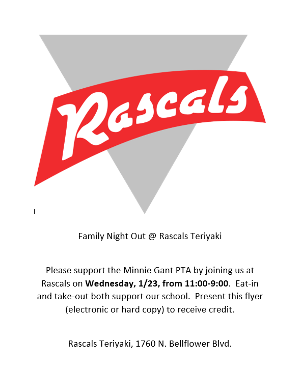 rascals family night out