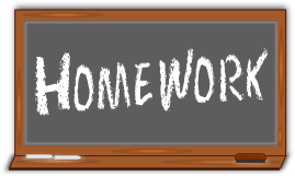 Homework expectations will be practice in class for the first few weeks.
