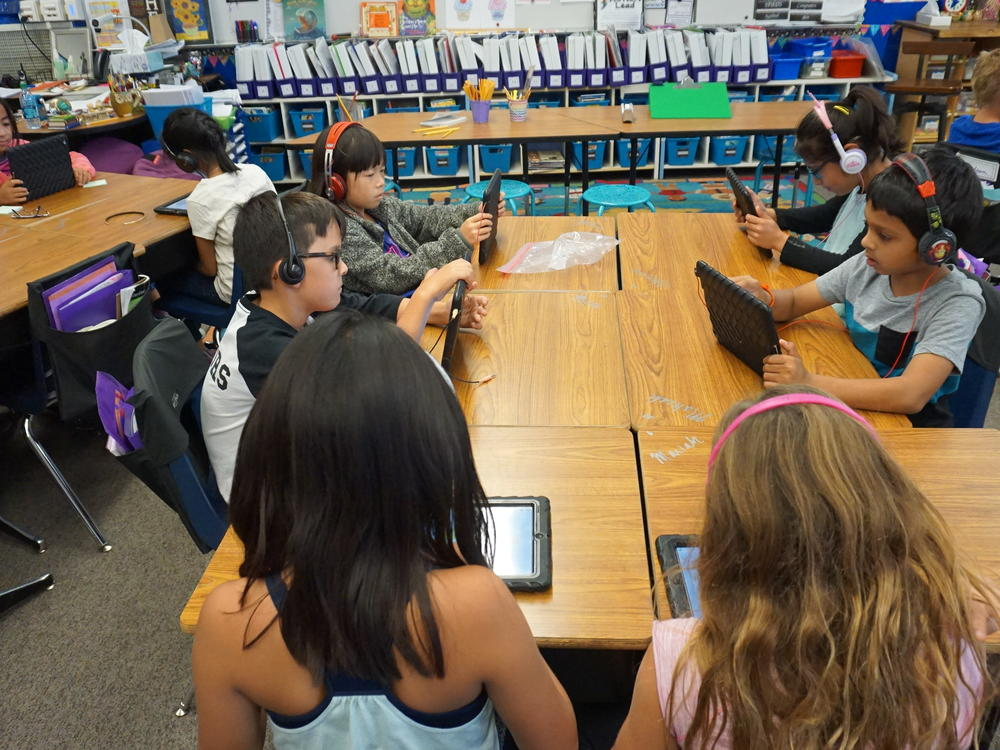 Technology in our Classrooms